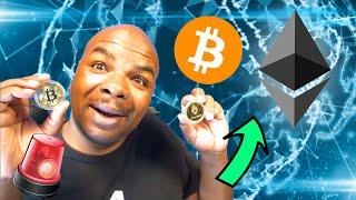 BITCOIN & ETHEREUM - DON'T SELL RIGHT NOW!!!!!!!!!!!