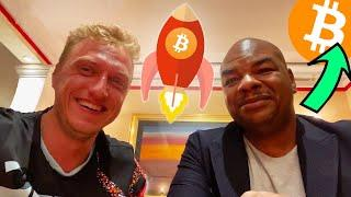 MMCRYPTO AND I ARE GOING TO TURN THE BITCOIN PRICE AROUND!!!!
