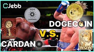 Cardano Vs Dogecoin - What I'm Investing In Next! Coffee N' Crypto
