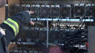 Mining For Bitcoin With Flared Gas To Reduce Carbon Emissions - Upstream Data Inc - April 16th 2021