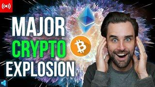 LIVE: MASSIVE day for Crypto   What You MUST Know
