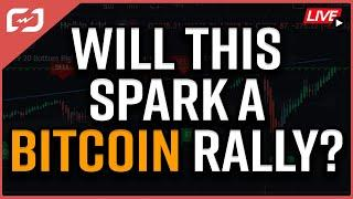 Next Days on Bitcoin Will Be CRUCIAL! Bitcoin ETF Update! Coffee N Crypto LIVE!