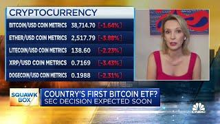 Blockchain Association's Smith on why she doesn't expect a bitcoin ETF anytime soon