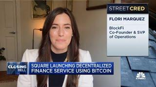 We want to make it easier to earn crypto: BlockFi co-founder Flori Marquez