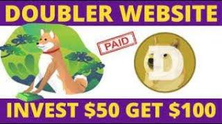 FREE Dogecoin Earning Site || 100 Doge LIVE Payout || Free Bitcoin Mining Site 2021 | Crypto Tech