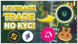 Margin Trading Cryptocurrencies with NO KYC on Unimex