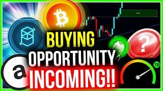 START PREPARING FOR THE BEST ALTCOIN OPPORTUNITIES!! (5 HUGE TRADES)
