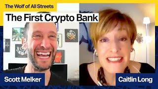 The First Crypto Bank with Caitlin Long