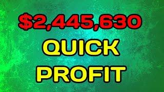 StormGain | $2,445,630 Profit Trading Bitcoin In 48 Hours