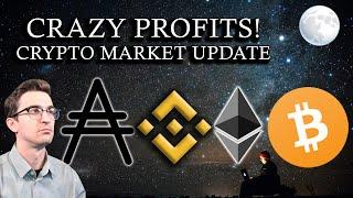 Crypto Market BOOM! What Altcoins Are Next?