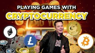 Playing Games with Cryptocurrency - Gamification FTW?!