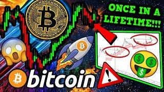 URGENT!!! DO NOT IGNORE THIS BITCOIN CHART!!! LIFE CHANGING OPPORTUNITY!!! $300k BTC!!!?