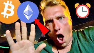 ️LAST CHANCE FOR BITCOIN & ETHEREUM RIGHT NOW!!!!!!!!!!️