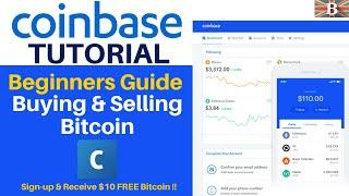 Coinbase Review - Beginners Guide on How to Buy & Sell Bitcoin