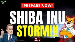 SHIBA INU MAJOR UPDATE!!! The Perfect Storm Is Coming! (News And Price Prediction Video)