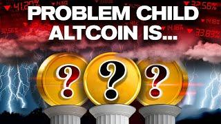 "There's A ""BIG"" Problem w/ My Favorite ALTCOIN…."