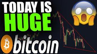 TODAY IS IMPORTANT FOR BITCOIN, ETHEREUM & CARDANO!