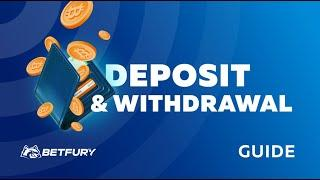 #BetFury Guide: how to make exchange and deposit