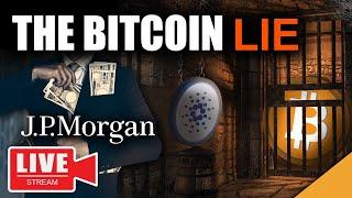 The BITCOIN LIE (How The Elite Plays Dirty in 2021)