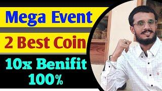 Enjin Coin Mega Event  1000%+ Benifit 2021   2 Best Profitable Coin Today Pick for 2021   NFT Coin