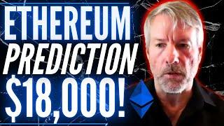 Michael Saylor Ethereum Price Prediction (NEW!) Michael Saylor on Future of ETH and Ethereum 2.0