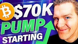 BITCOIN $70,000 PUMP STARTING TODAY!!! Tether, NUPL, Retail - Ivan on Tech
