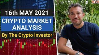 Crypto Market Analysis (May 16th 2021): Bitcoin, Ethereum, Chainlink & Dogecoin
