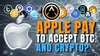 MASSIVE: Apple Pay and Central Banks are Adopting Crypto Globally