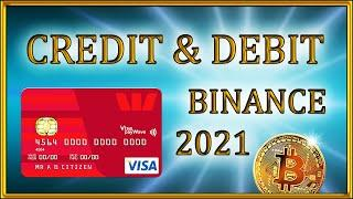 How To Buy Bitcoin With Credit Card / Debit Card On Binance 2021