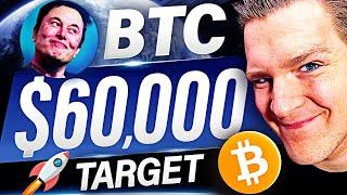 BITCOIN $60,000 TARGET WHILE ALTS GO WILD!!! I'm doing this... Ivan on Tech