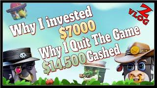 Z Vlog   Why I invested $7K into MOBOX & Why I Quit The Game in 3 weeks with $14.5K!!!