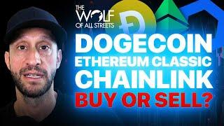 DOGE, ETHEREUM CLASSIC, LINK HIT ALL TIME HIGHS | BUY OR SELL?