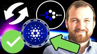 1st CARDANO NATIVE TOKEN LISTED!
