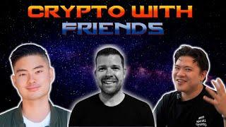 Crypto with Friends: Can Coinbase save crypto with DOGE listing and Apple Pay integration?