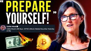 Prepare yourself! - WHY Bitcoin will EXPLODE - Cathie Wood on Bitcoin, Ethereum, and Hyper Inflation