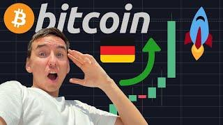 EXTREMER BITCOIN BOUNCE JETZT!!!!!!!!!!!!!!!