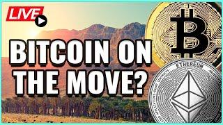 Daily Trade Set up: Will Whales spark Bitcoin Price!? + Big Ethereum news! Coffee N Crypto Live