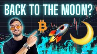 Back to the Moon? $MARA, $RIOT, $XNET, $CWRK, $ALYI, Bitcoin, Ethereum & ChainLink Price Prediction