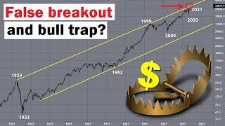 Is This a Bull TRAP for the Markets? (here's how we can know)