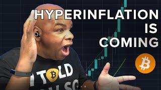 WARNING!!!! THESE SIGNALS INDICATE HYPERINFLATION IS COMING!!!! [how to protect your wealth now...]