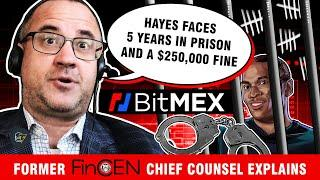 Why Arthur Hayes is facing 5 years in prison   BitMEX charges explained