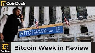 Week in Review: Bitcoin's New All-Time High, Bitcoin Futures ETFs, Walmart Hosting Bitcoin ATMs