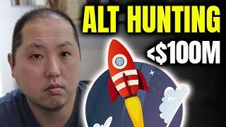 ALTCOIN HUNTING - FINDING THE NEXT GEM UNDER $100M
