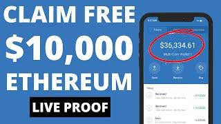 How To Claim Free $10,000 Ethereum AirdropTrust Wallet Airdrop Free Crypto Airdrop Trust wallet