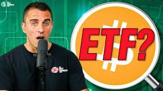 A Crypto ETF Is Coming Soon?!?