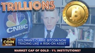 HEAD OF COMMODITIES AT GOLDMAN SACHS: EVERYTHING IS MOVING IN ONE DIRECTION, BITCOIN. Tether Lawsuit