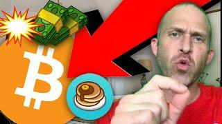 URGENT!!!!! THIS EXPLOSIVE BITCOIN MOVE WILL SHOCK THE WORLD TODAY!!!!! [and pancakeswap..]