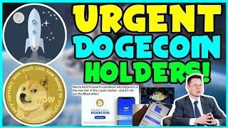 *URGENT* NEWS FOR ALL DOGECOIN INVESTORS FAST! (GREAT NEWS!) Elon Musk, 4/20 Is DOGEDAY AGAIN!, MARS
