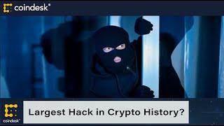 Largest Hack in Crypto History? $600M in Crypto Potentially Stolen From DeFi Platform Poly Network