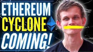 Ethereum CYCLONE! Vitalik Buterin on the future of Ethereum!   How Ethereum can 100x Prediction!